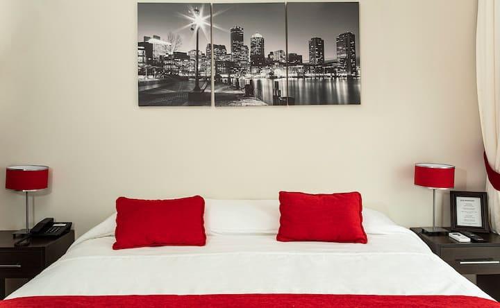 HOTEL MASTER SUITE DEVOTO -APART PRESIDENCIAL