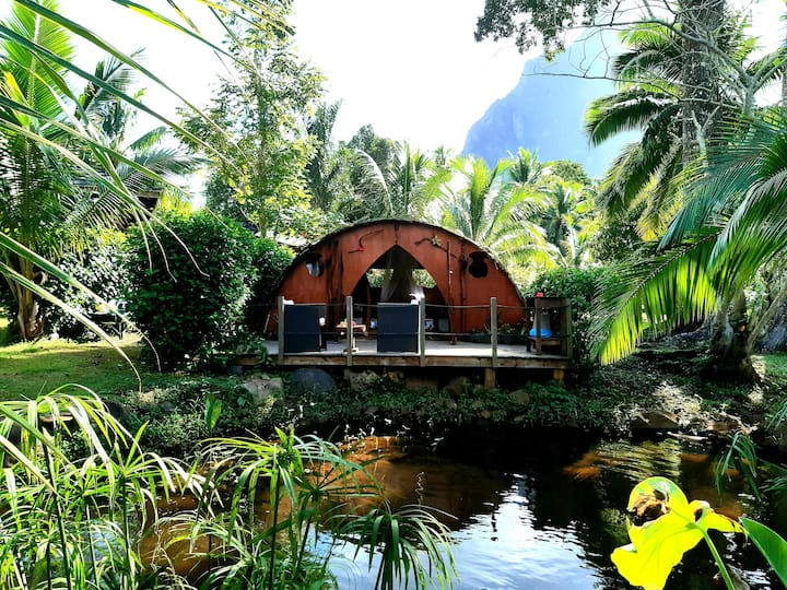 Tipi Lodge by Village Temanoha