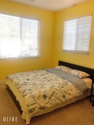 Cozy room #2 in Tracy near HWY