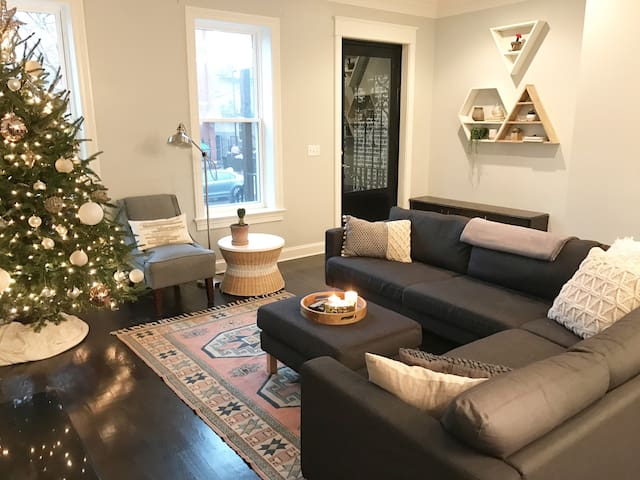 Clean, Modern, Cozy, and Prime Location w/ Rooftop - Chicago - Dom