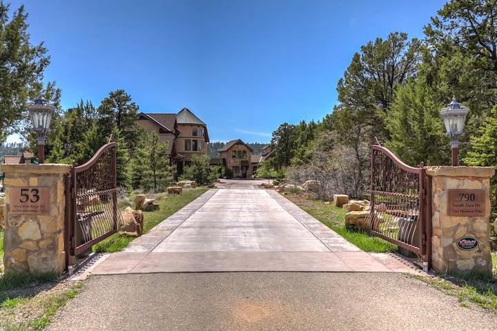Amazing Zion Villa!