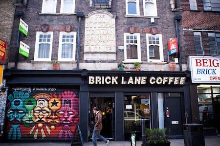 Cosy Studio in Brick Lane