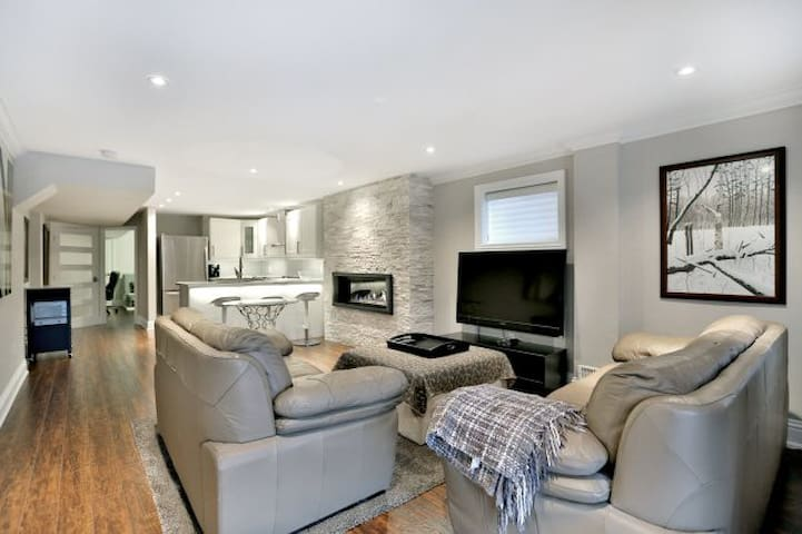 Bronte Creek Getaway - Private & Luxurious - Oakville - Apartment