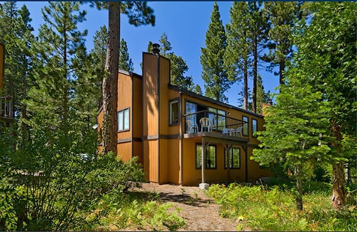 Sugar Pine Park Tahoe Retreat