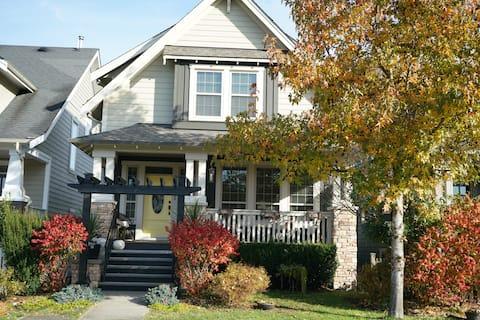 Designer Home in Ft. Langley, B.C