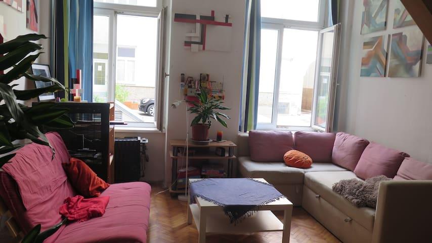 Vienna flat