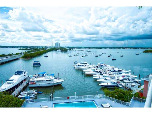Outstanding Studio in Miami