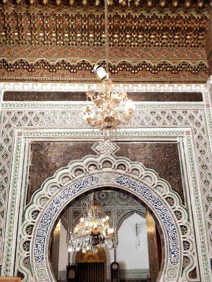 Mausuleum moulay Idriss