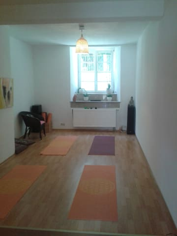 Schöne Wohnung nahe Bodensee - Stockach - Apartment