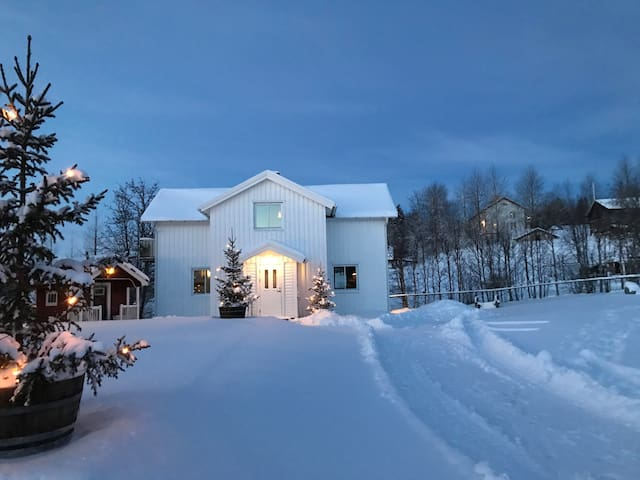 Accomodation with 9 beds in Åre, Edåsdalen