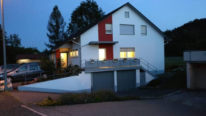 Gemütliche Ferienwohnung  Südschwarzwald Belle Vue