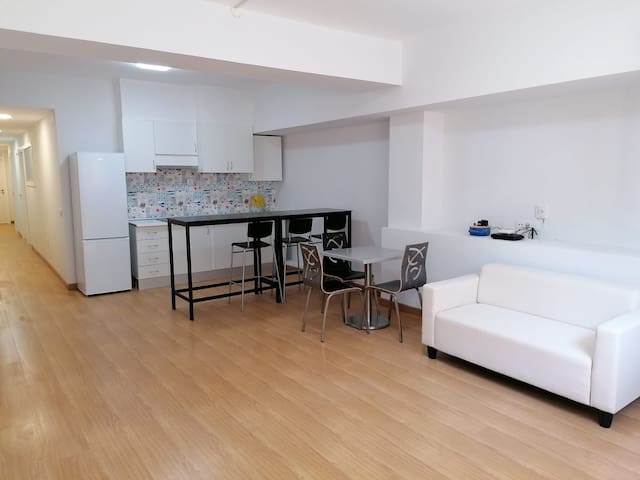 Habitación individual en el centro de VIGO
