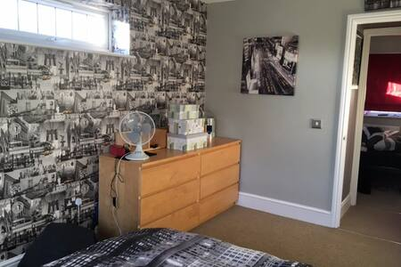 Large Double Bedroom in Caversham - Reading - Dům