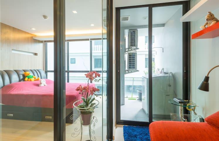 Cozy space opposite Conrad Htl BKK - Bangkok - Pis