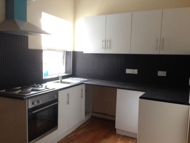 A stunning 1 Bedroom Apartment in Central Dudley.