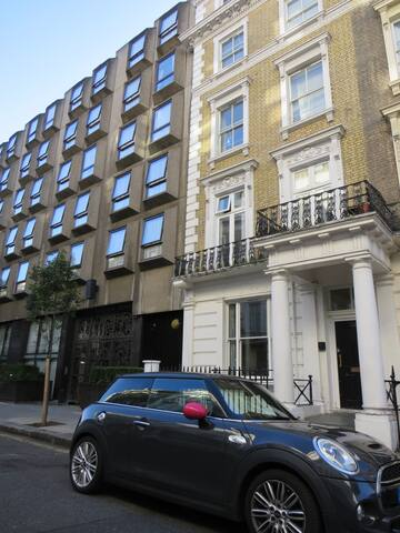 A Nice 1-Bedroom Flat Hyde Park central London