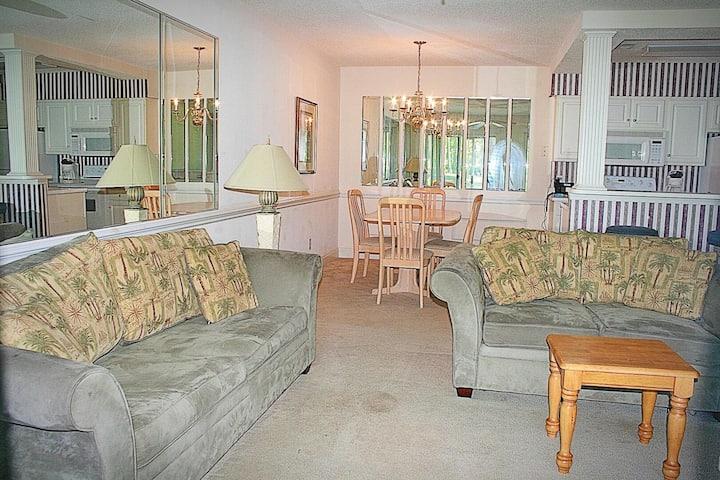 NEW LISTING! 1302 2 Bedroom Villa