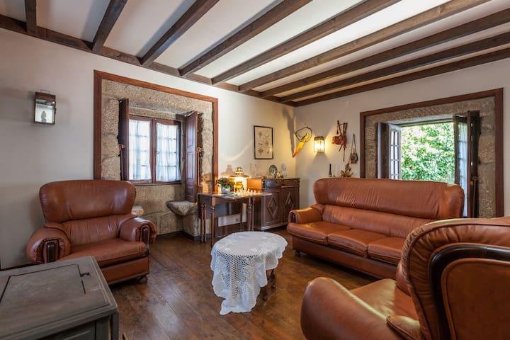 Quinta do Ermo - Casa de Camilo - Passos Fafe - Vila