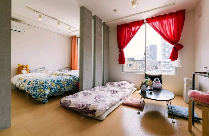 (Sale)Hakata Pretty designer's House5 Free wifi