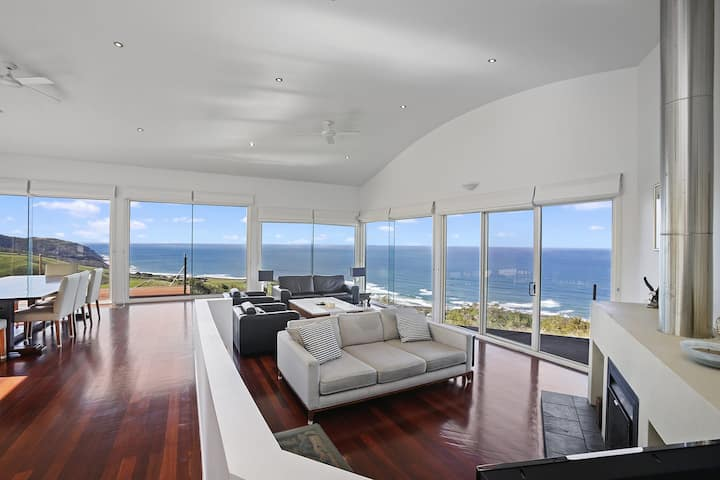 BONITA VISTA - SPECTACULAR OCEAN & COASTLINE VIEWS