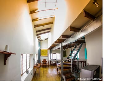 Fantastic loft in the historical centre - Cusco