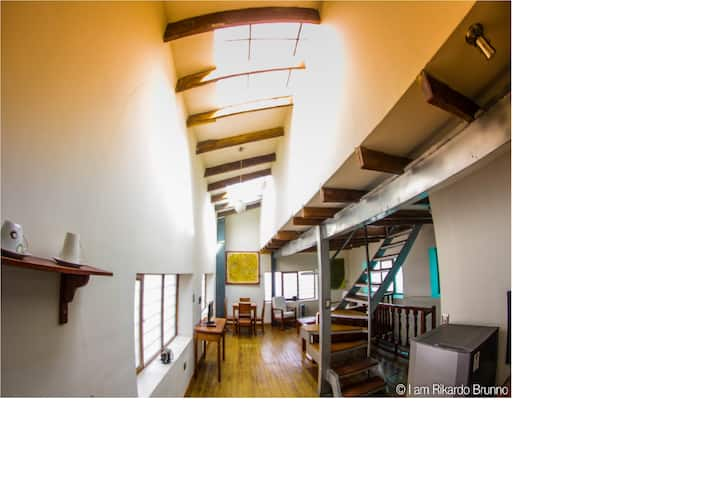Fantastic Loft in the Historical Centre