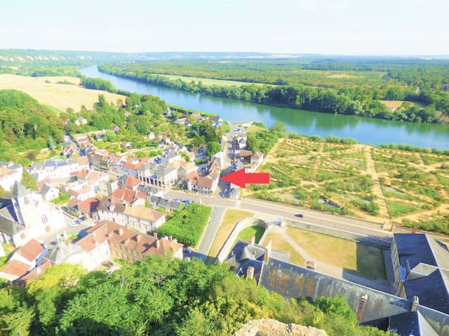 Maison140m2 near Château et Giverny/30ACTIVITES