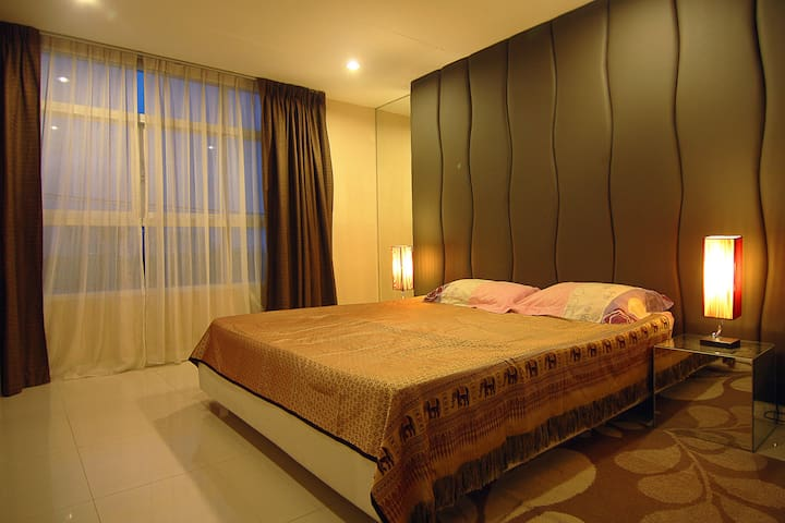 Budget 1-bedroom in Ocean Pearl, Pattaya Park