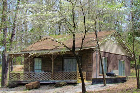 Cabin for 4 in the Ozark Mountains