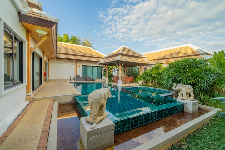 Empylean Modern Thai villa 100/20