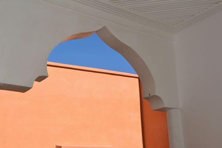 Rent Entire Riad Stunning Views - Douar Bou Azza - Jiné