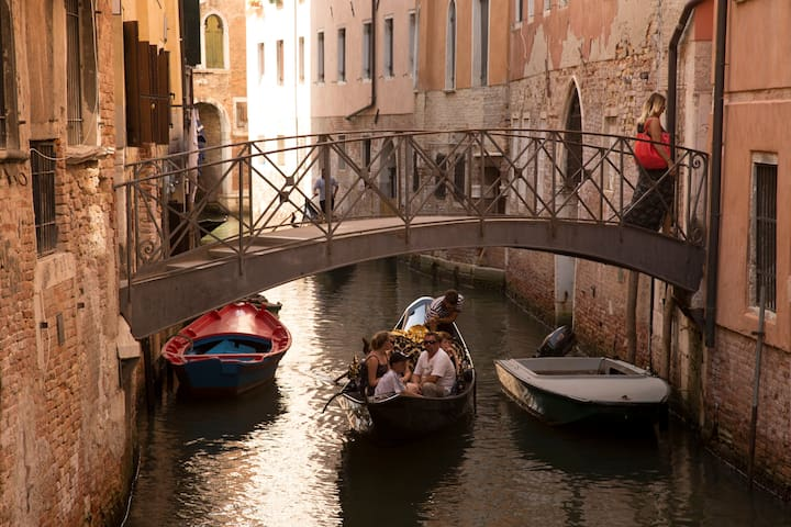 Ca' Potterina - Venices historical center