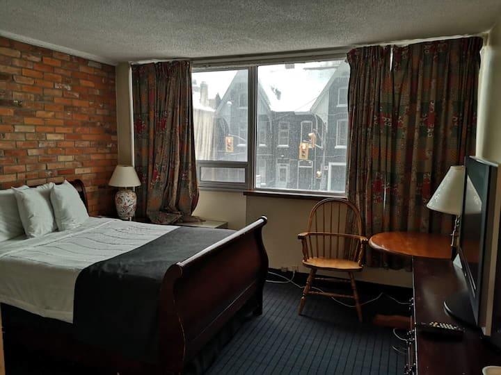 Great Value Hotel@Downtown Toronto-1 DoubleBed
