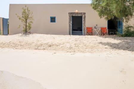 Diakofti Beachfront House