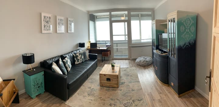 K1 Panoramic Apartment