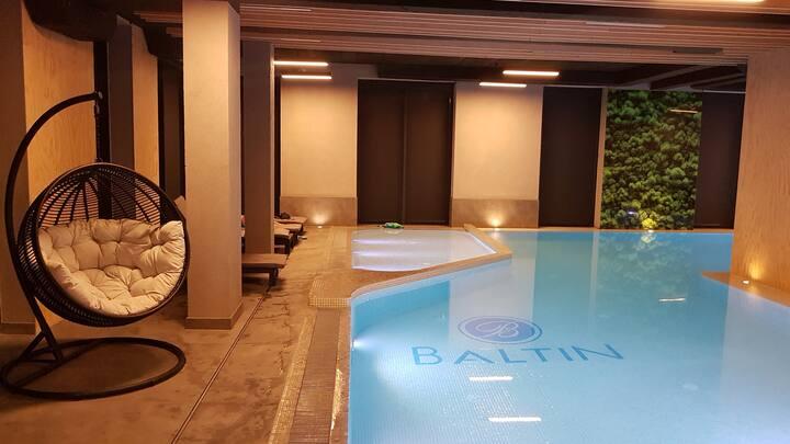 Apartament w obiekcie BALTIN BLU w SARBINOWIE!