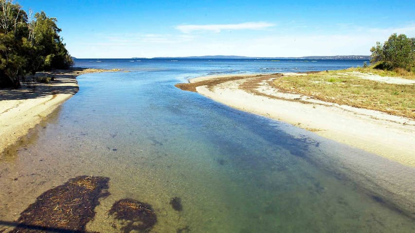 CALLALA SAILS, Callala Bay