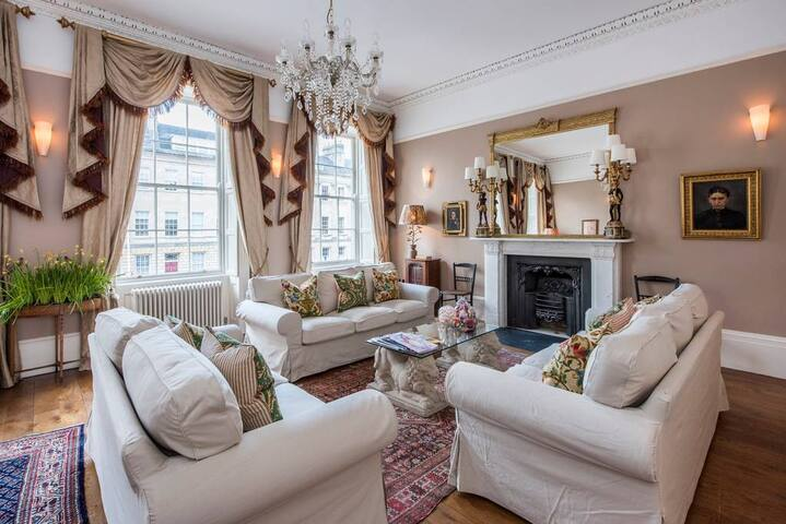 Great Pulteney Street Property ( With parking)