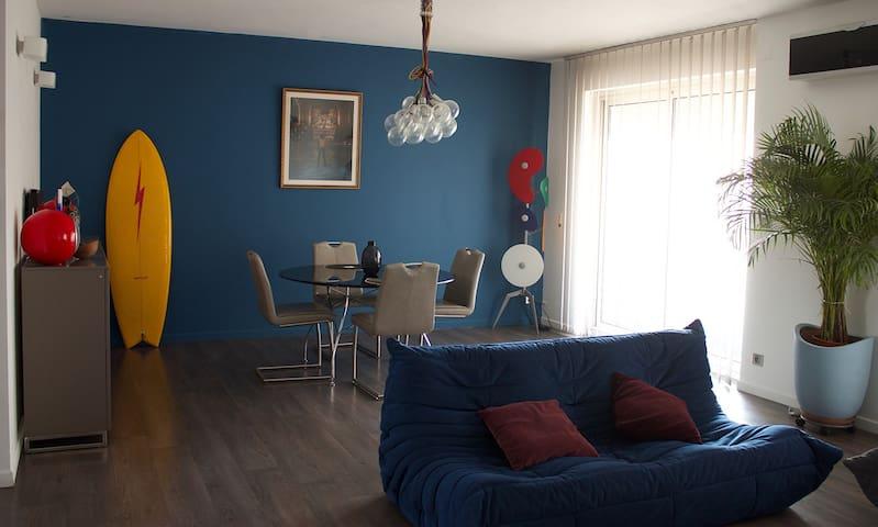 Grand F2 vue mer proche centre ville - Ajaccio - Wohnung