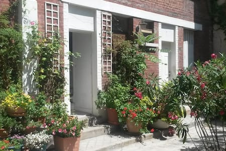 Duplex dans une cour privée - Saint-Ouen