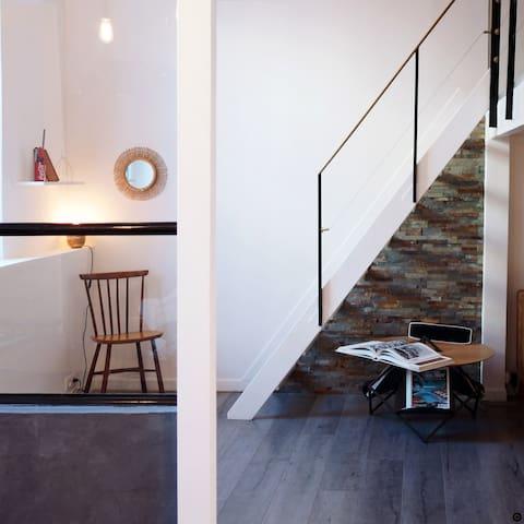 Loft 45m² + extérieur,Marseille5eme - Marseille - Loft