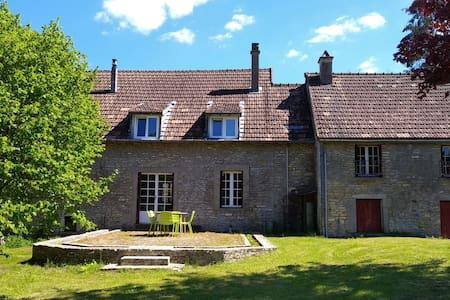 Maison au cœur de la vallée de l'Ignon