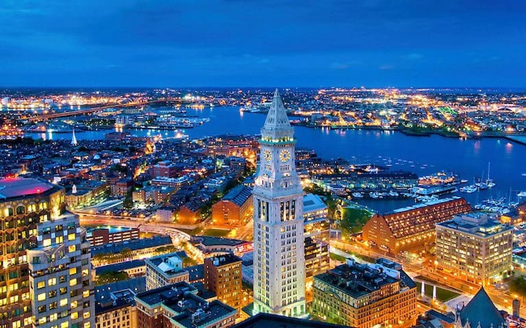 Boston Custom House Villa - Boston - Villa