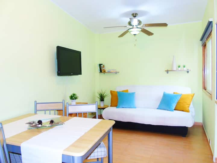 Pepita Penthouse, with terrace in San Andres