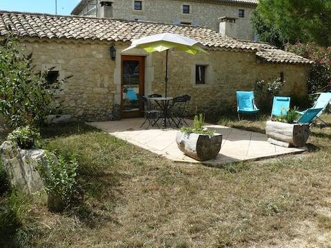Gîte au calme en Sud Ardèche