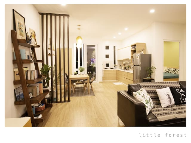 Little Forest |New cosy vacation home on the hill