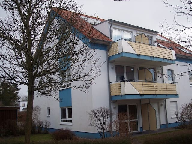 Apartment Zingst on the beach