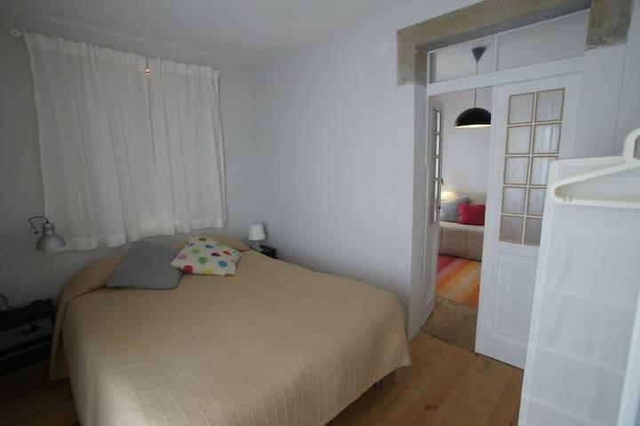 Quarto da suite Colares
