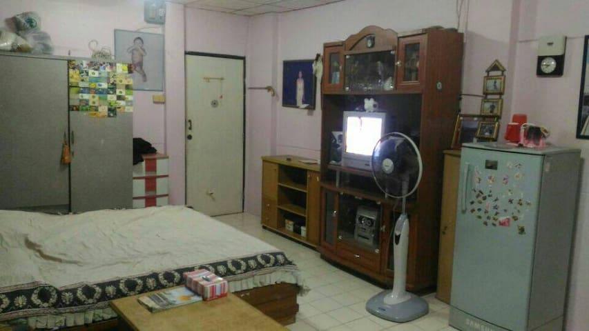 โสสุนคร - Nonthaburi - Apartemen