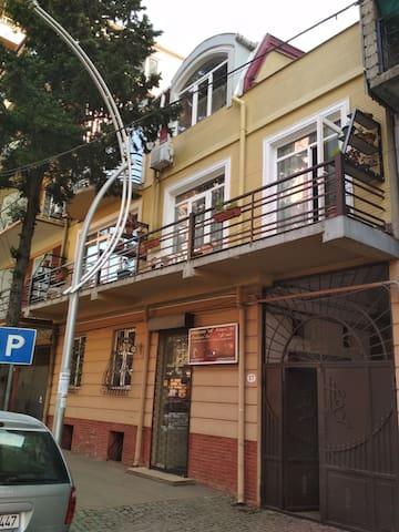 guesthouse melikishvili 57
